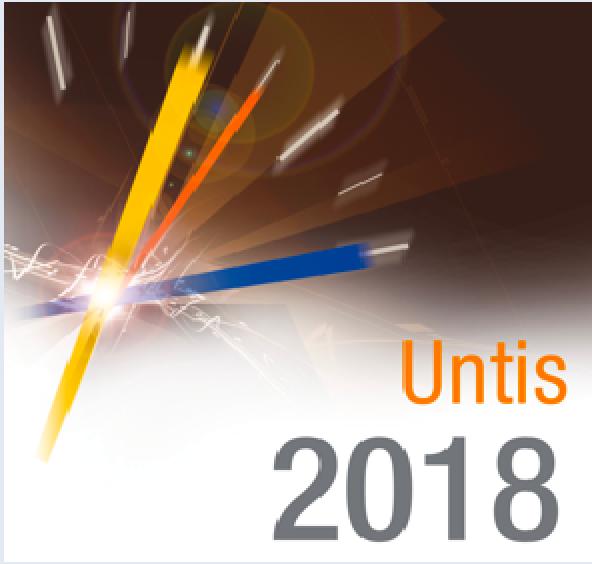 Logo van Untis 2018 op www.untis.nl