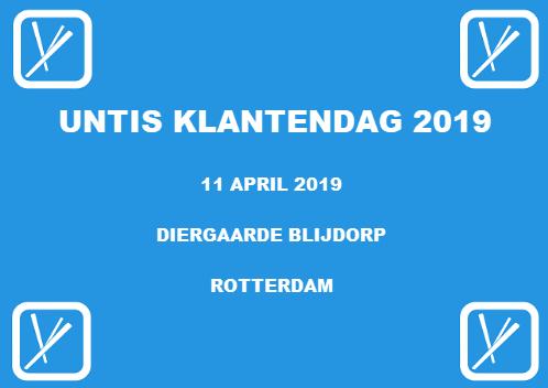 Klantendag van Untis op 11 april 2019