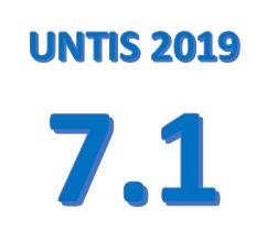 Update voor Untis 2019 7.1